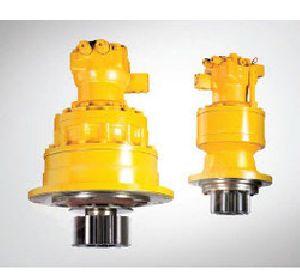 Hydraulic Slewing Motor