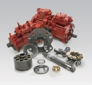 Kawasaki Hydraulic Piston Pump Spare Parts