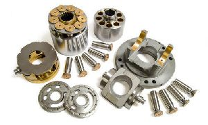 Komatsu Piston Pump Spare Parts