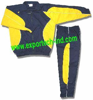 Men jogging suit