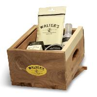 Cedar Shoe Care Gift Box