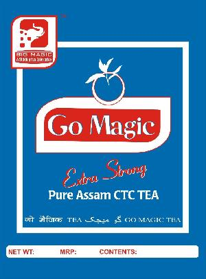 Gomagic Loose Tea