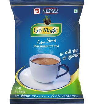 Pakaged tea