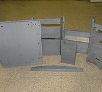 Large Sheet Metal Parts