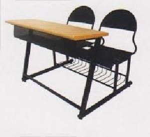Fabricated School Chair Desk