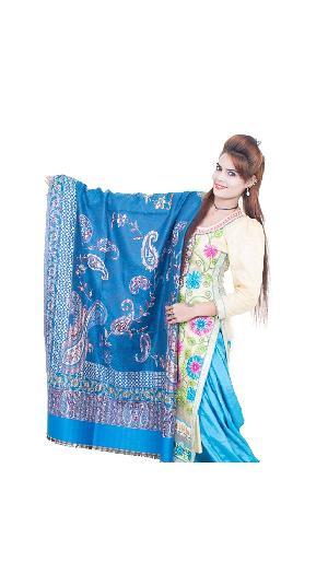 Hassan Libaas Traditional Handloom Nandini Designer Shawl