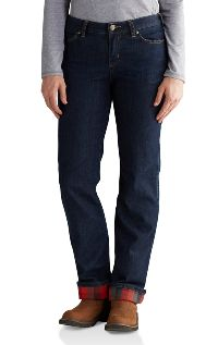 Original Fit Blaine Flannel Lined Jean
