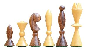 Sheesham Wood Chess Set