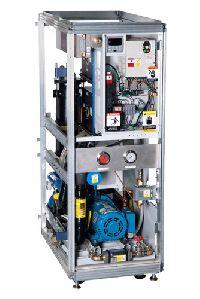 Testing System Heat Exchanger