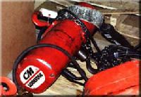 Remanufactured Hoists