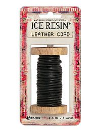 ICE Resin Leather Cord