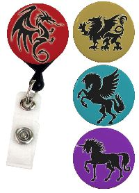 Mythical Creatures Tinker Reel Set
