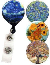 Van Gogh Tinker Reel Set