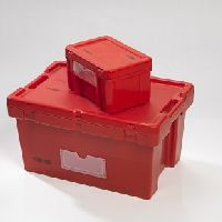 UN Approved Red Transportation Boxes