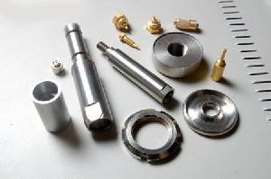 Precision Turned Component 02