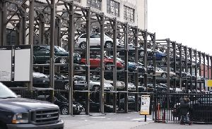 Car Parking System Installation Services