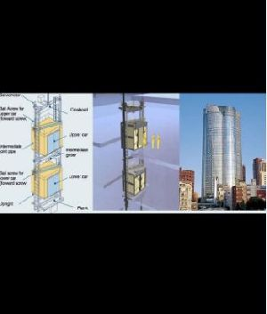 Double Deck Elevators