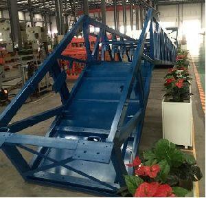 Escalator Frames