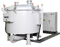 Vacuum Pyrolysis Cleaning Ovens