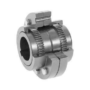 Multi Tooth Crowned Hydraulic Gear Couplings