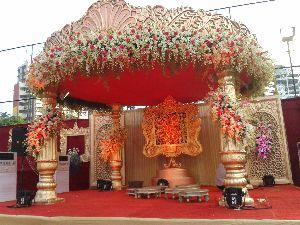 Hotel Luxury Suites Flower Decoration