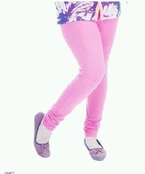 Churidar Baby Pink Leggings