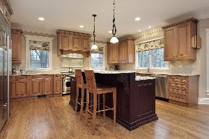Luxury Modular Kitchens