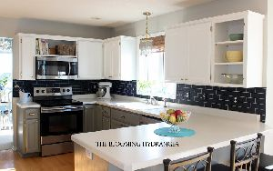 Painted Designer Kitchens