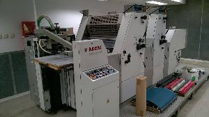ADAST offset printing machine used