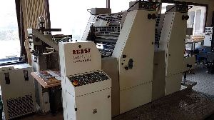 Used ADAST sheetfed offset printing machine