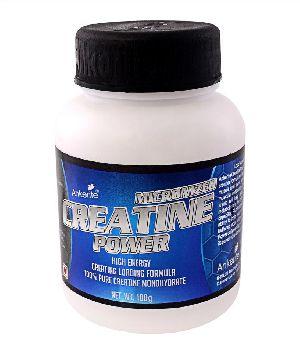 Ankerite Creatine Natural Powder