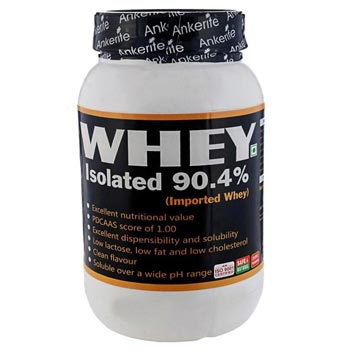 Ankerite Isolated Whey Protein Powder