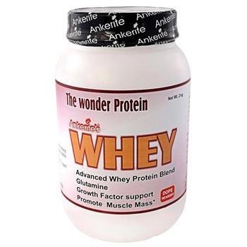 Ankerite The Wonder Advanced Whey Protein Powder