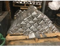 Pallet Recycled Lead Ingots 1000 Pounds