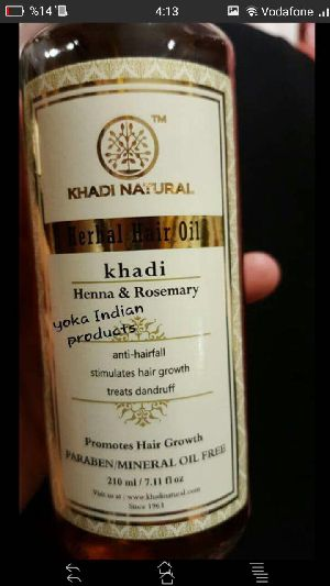 Khadi Herbal Hair Oil