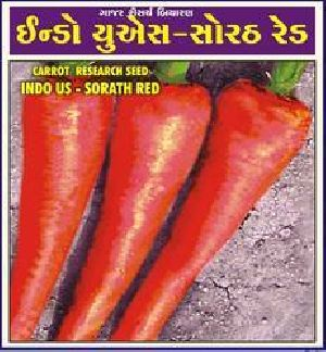 Sorath Red Carrot Seed