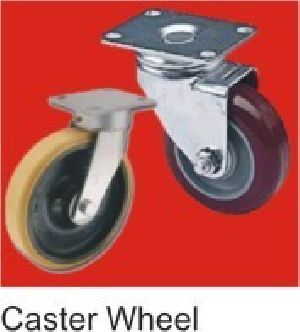 how to make caster wheels panel