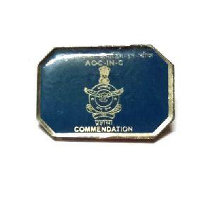Brass Air Force Badges