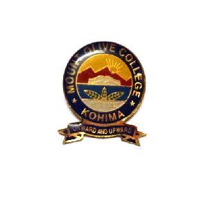 Brass Custom Badges