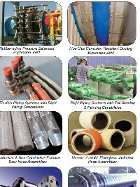 Flexible Piping Systems For Electric Arc Furnaces