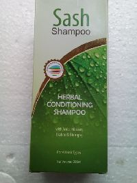 Sash Herbal Shampoo