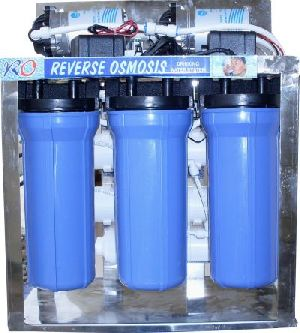 Industrial Ro Water Purifier System