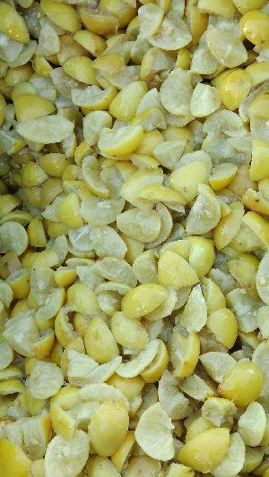 Fresh Preserved Salted Lemon Slices