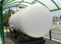 Propane Storage Tanks