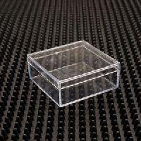 Friction Fit Plastic Craft Box