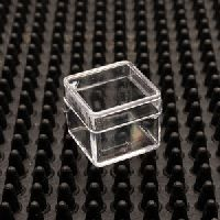 Friction Fit Plastic Craft Boxes