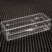 Long Plastic Hinged Boxes