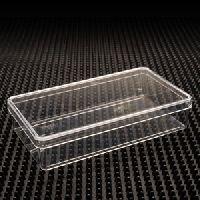 Rectangular Friction Fit Plastic Craft Box