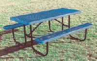 Welded Durable Picnic Table