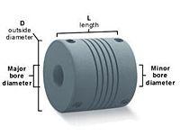 Aluminum Integral Clamp